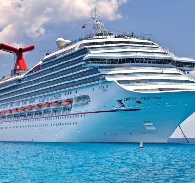 Professor Scott Galloway says young people should take advantage of the dip in the market to invest in companies temporarily impacted - like Carnival Cruises