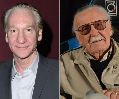 Bill Maher blasts Stan Lee's legacy