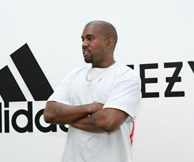 Adidas CEO Says It Hasn't Discussed Dropping Kanye West