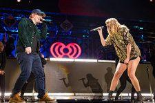 Watch Taylor Swift Perform 'End Game' With Ed Sheeran at Jingle Ball