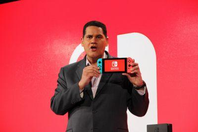 Nintendo on 4K being a limited audience, Switch's online subscription service, eSports, and fan-feedback