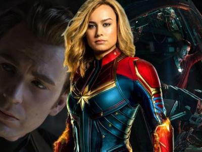 Captain Marvel's After-Credits Scene Proves Avengers: Endgame Trailer Lies