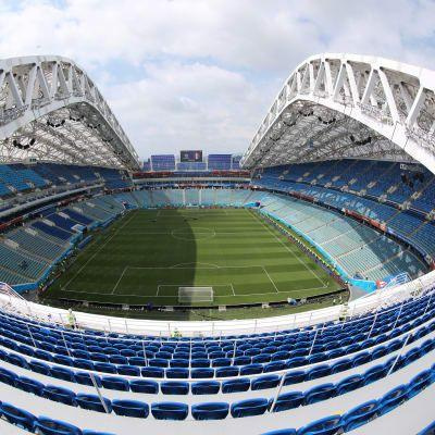 Green certification for all 2018 FIFA World Cup stadiums