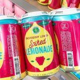 Aldi's Spiked Raspberry Lemonade Just Gave This Classic Childhood Drink a Boozy Upgrade