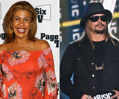 Hoda Kotb and Kid Rock among stars donating to Las Vegas massacre