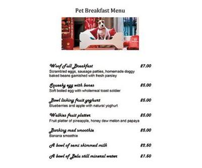 Have Tea with Your Dog at the Egerton House Hotel in London