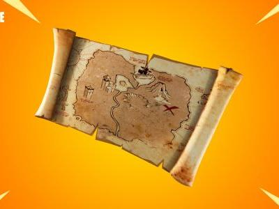 Fortnite Patch v8.01 brings Buried Treasure and Slide Duos LTM