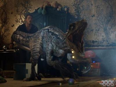 Jurassic World Box Office: Fallen Kingdom Roars At Number One