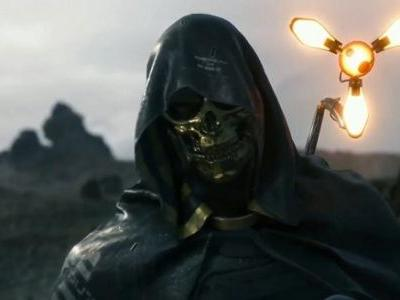 Death Stranding's TGS 2018 Trailer Introduces Troy Baker's Character, New Character Art Revealed
