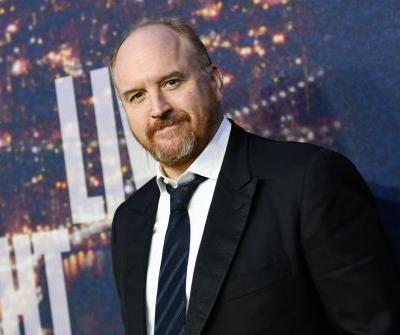 Louis CK takes stage for first time since MeToo allegations