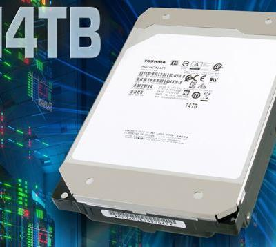 Toshiba Announces 14 TB PMR MG07ACA HDD: 9 Platters, Helium-Filled, 260 MB/s