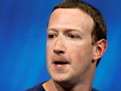 Mark Zuckerberg reportedly told Facebook execs the company's at 'war,' and called recent media coverage 'bulls--'