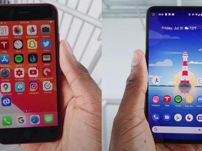 Pixel 4a vs. iPhone SE - Is Apple's or Google's Budget Phone Better for You?