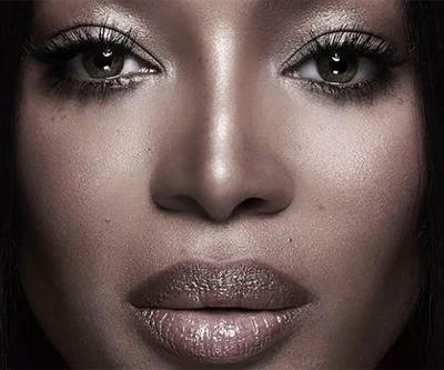 Naomi Campbell finally booked her first beauty campaign at 48
