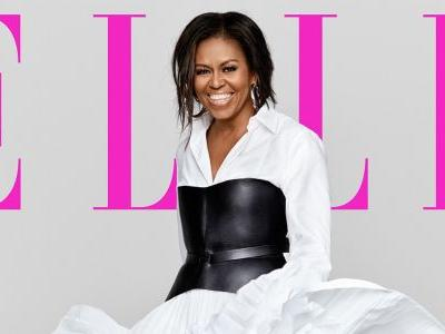 Michelle Obama Covers 'Elle''s December 2018 Issue