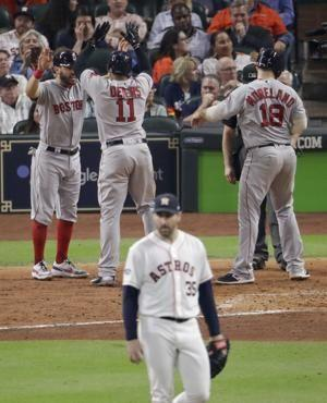 Verlander, Astros can't soar into another World Series