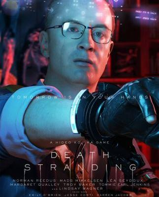 Death Stranding Character Details and Box Art Revealed