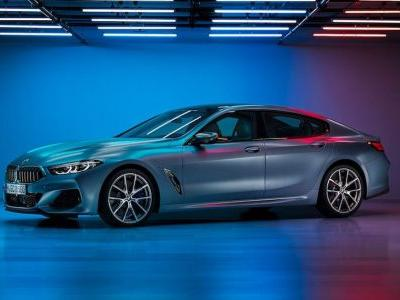 The New BMW 8-Series Gran Coupe Has Appeared In Leaked Photos