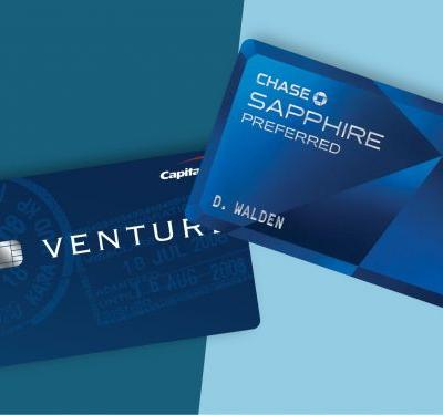 Chase Sapphire Preferred vs. Capital One Venture - we compared 2 of the top travel rewards cards and named a winner