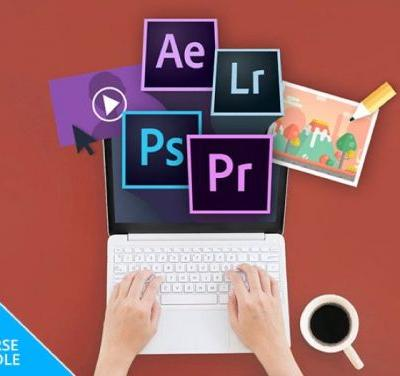 Get the Complete Adobe Mastery Bundle: Lifetime Access, Save 98%