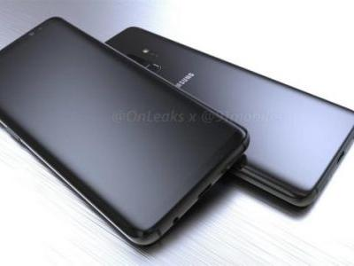 New Alleged Samsung Galaxy S9 Render Shows Off The Phone's Design