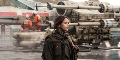 Rogue One's China Debut Falls Short of The Force Awakens