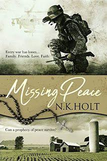 Missing Peace by N.K. Holt