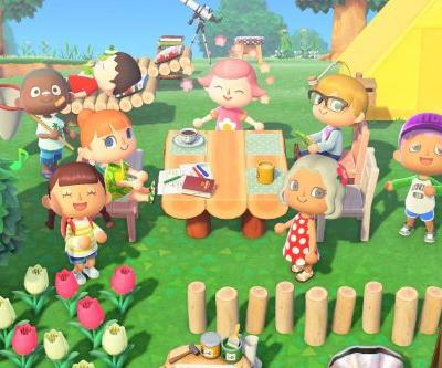 Animal Crossing powers Nintendo to record Switch sales in Japan