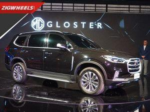 MG Gloster India 2020 | Fortuner, Endeavour Baiter? | Detailed Review Auto Expo 2020