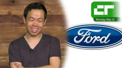 Crunch Report | Ford Names Jim Hackett As New CEO