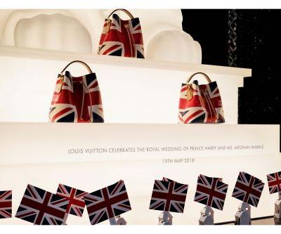 Louis Vuitton Release Royal Wedding Limited Edition Bags