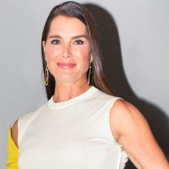 The Eyebrow Trick That Brooke Shields Swears By