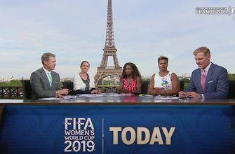 Women's World Cup Today crew discuss Cameroon's behavior vs England