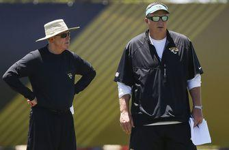 Jaguars open training camp with an ideal of changing the culture