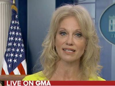 'He swung an election': Kellyanne Conway says Comey helped Trump win in 2016