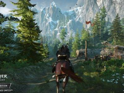 "CD Projekt Red ""really happy"" with how Witcher 3 on Switch is turning out, ""pretty proud"" of their work, and say they're ""not really cutting anything"""