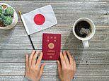Japan, Singapore and South Korea have the joint most powerful passports in the world