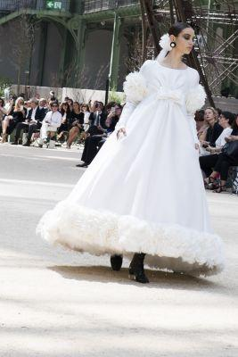 Chanel: Couture AW17
