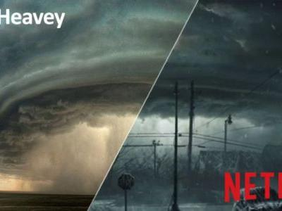 Photographer Sues Netflix for Using His Storm Photo for 'Stranger Things'