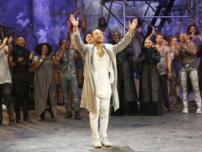 How John Legend Got Fit For His Jesus Christ Superstar Shirtless Scene