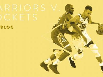 Warriors vs. Rockets: Score, updates, highlights from Game 4 of West finals