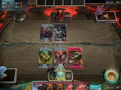 Artifact Pre-Orders Starting Tomorrow, Deck-Building APIs Released By Valve
