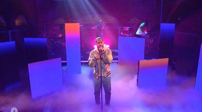 """Big Sean Brings """"Sunday Morning Jetpack"""" and """"Bounce Back"""" to SNL"""