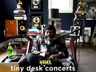 Black Thought Of The Roots: Tiny Desk Concert