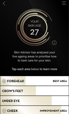 Have you tried the Olay Skin Advisor?