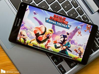 Flex your battlefield muscles with Blitz Brigade: Rival Tactics