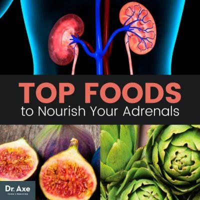 These Adrenal Foods Nourish Your Body - Dr. Axe