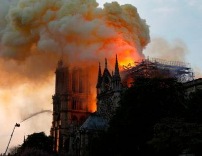 LVMH and Kering Pledge Hundreds of Millions to Restore Notre Dame Cathedral