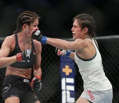 Carla Esparza vs. Alexa Grasso - 9/21/19 UFC Fight Night 159 Pick, Odds, and Prediction