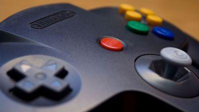 Nintendo Files Trademark For N64 Controller And More
